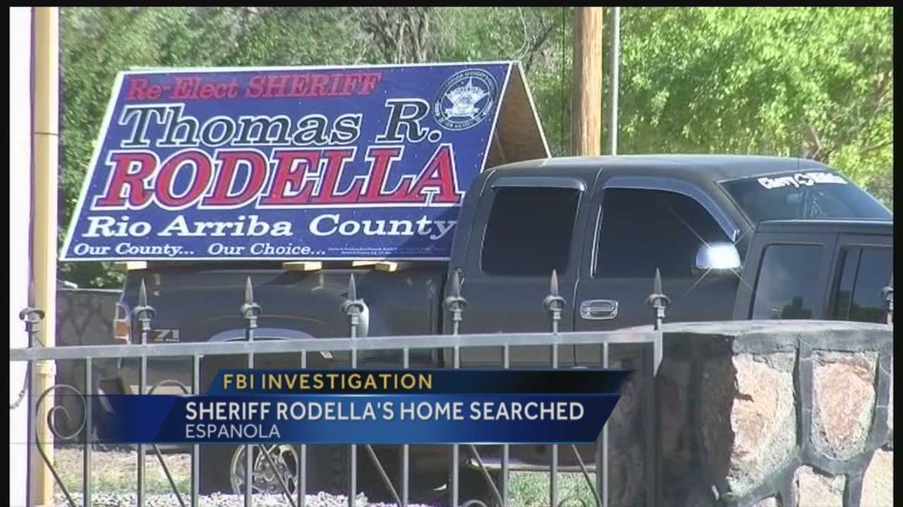 Feds searched Tom Rodella's home in August&#x3B; search comes after failed re-election bid