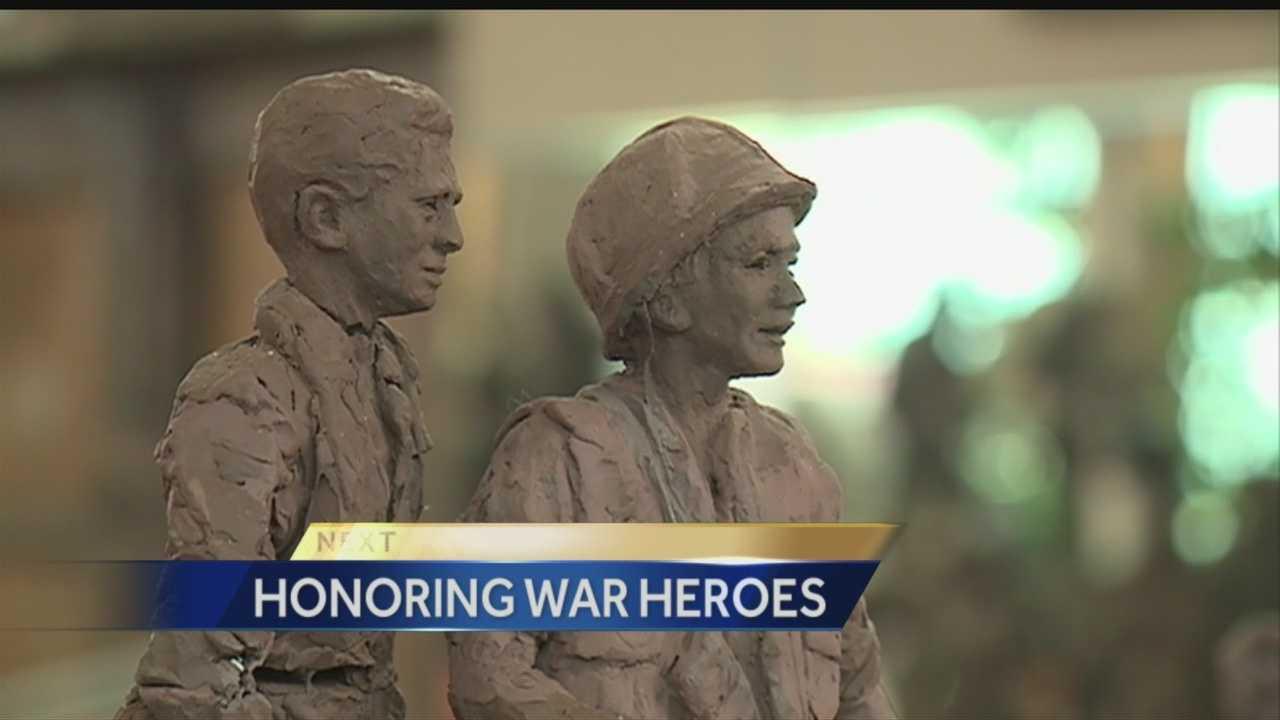 Honoring fallen heroes: Hispanic Cultural Center