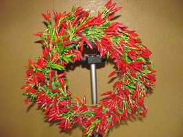 Chile Wreaths
