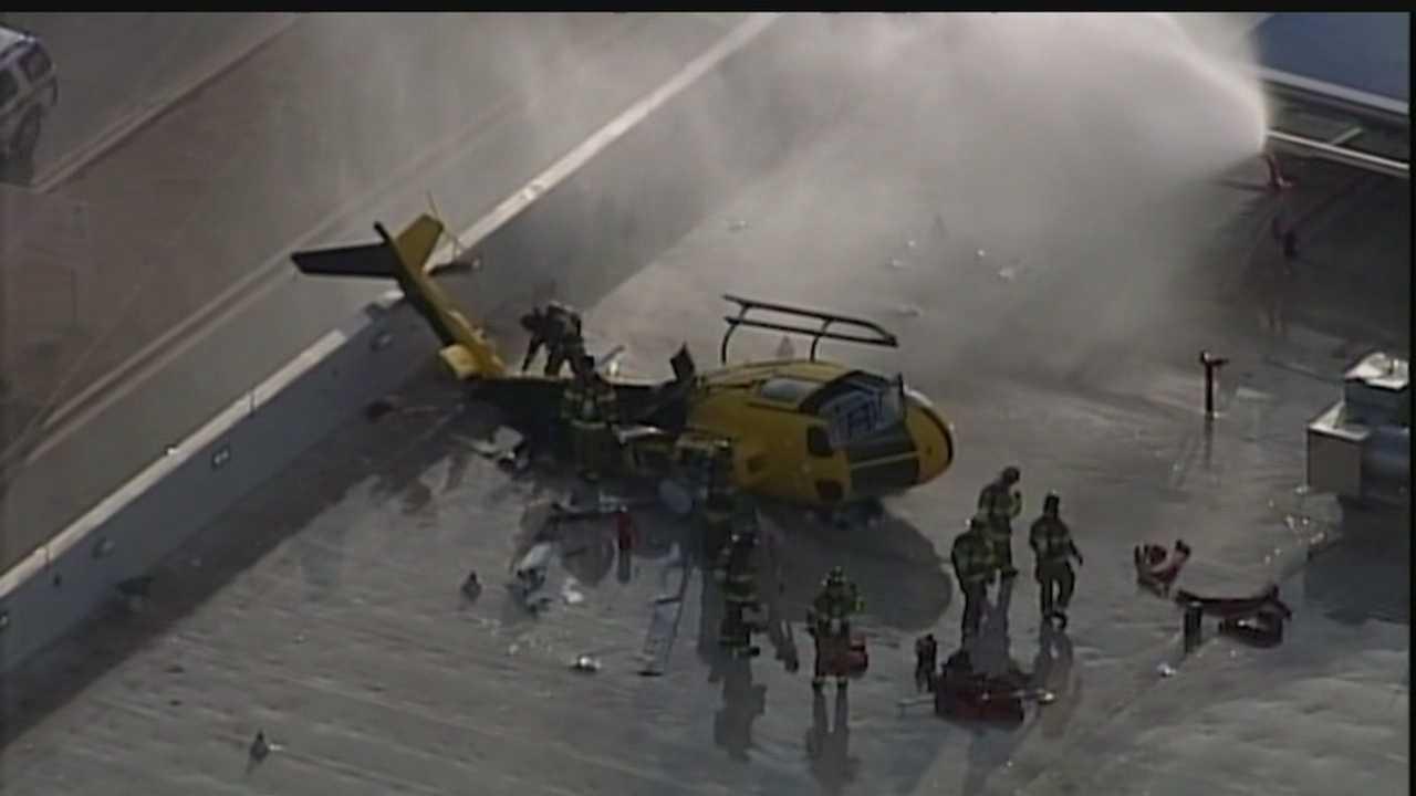 Meet University of NM Hospital chopper crash hero Eugene Lujan