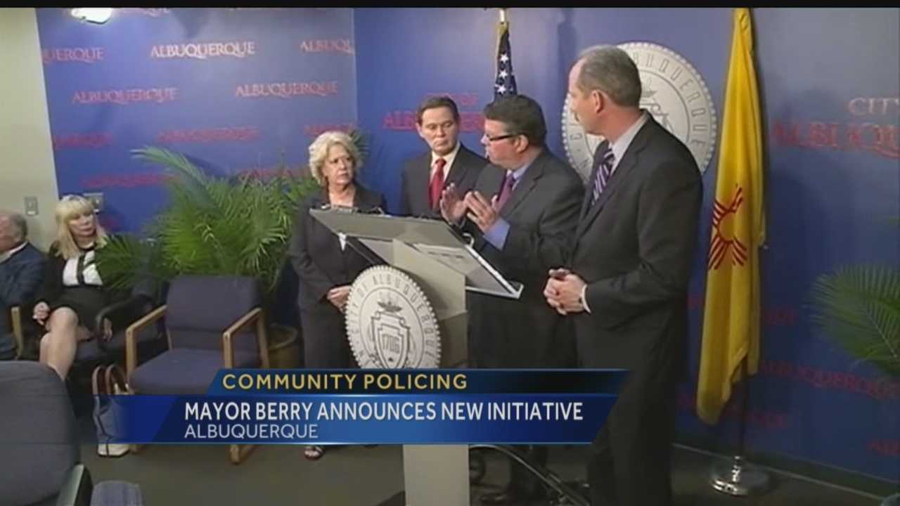 On Thursday, the city said it will seek more community input on how Albuquerque police handles its officers.