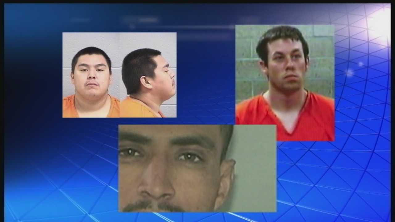 Another child abuse arrest in New Mexico today.