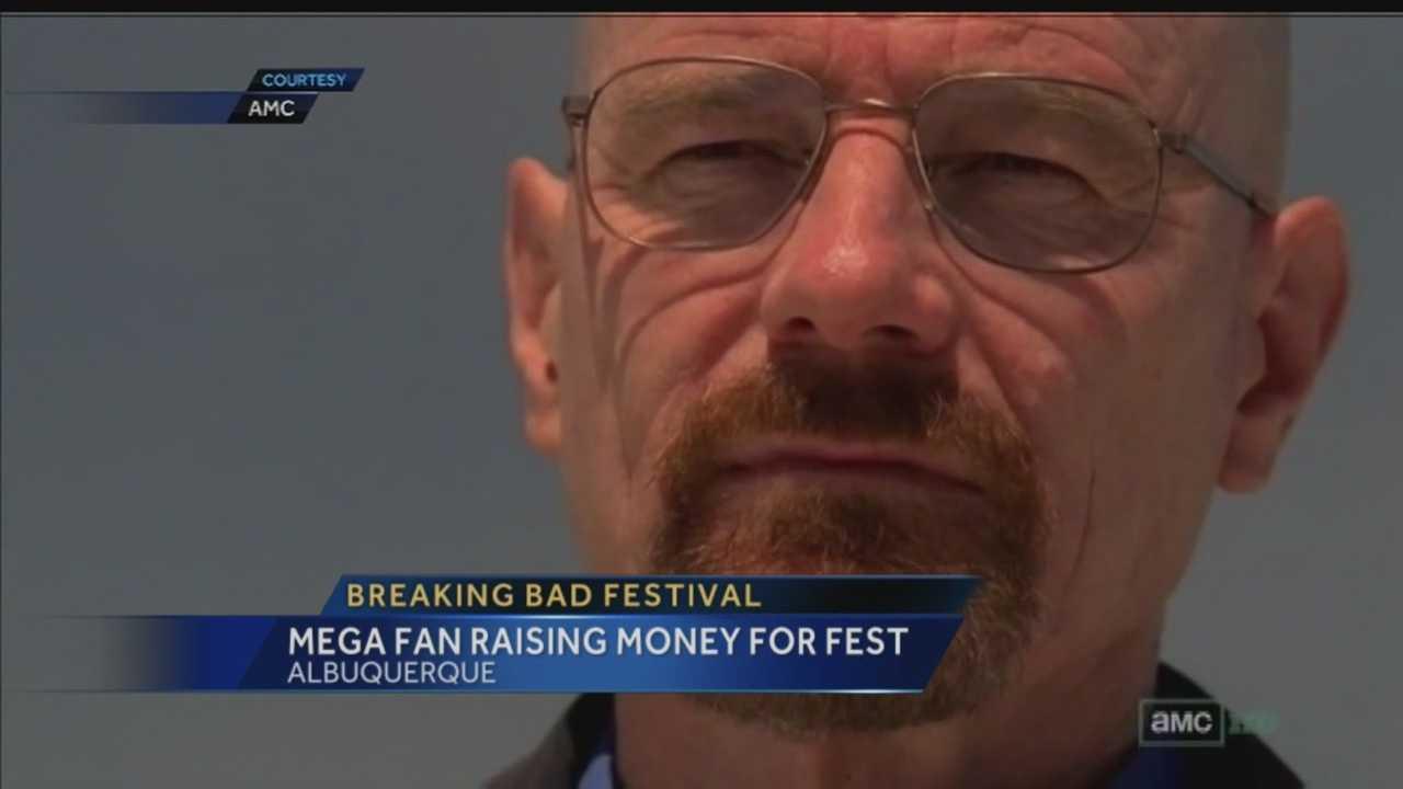 "Move over Balloon Fiesta, a new Kickstarter campaign aims to bring a ""Breaking Bad"" themed festival to Albuquerque."