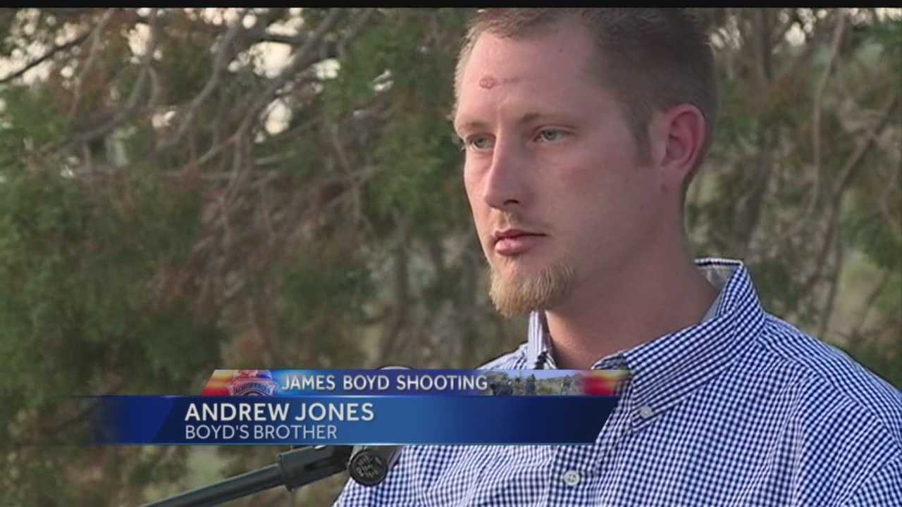 Andrew Boyd: James chose to be homeless