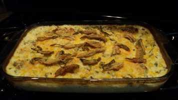 Green Chile Corn PuddingCLICK HERE to see the recipe