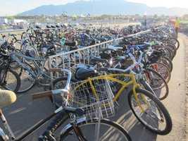 19. Take a bike trip around the Bosque bike trail