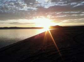 28.       Take a dip at Elephant Butte