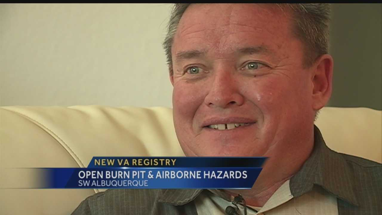 An Albuquerque veteran helped spur national change when he came back from Iraq with mysterious health problems.