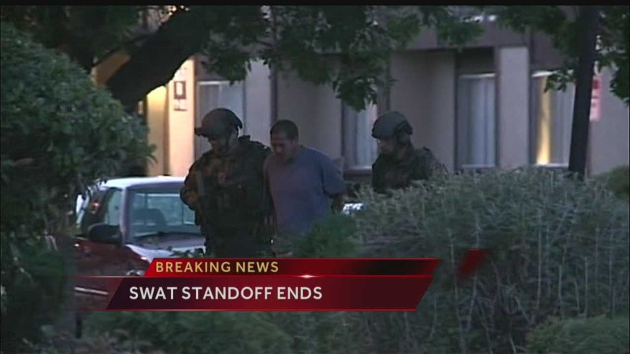 Overnight Swat Situation.