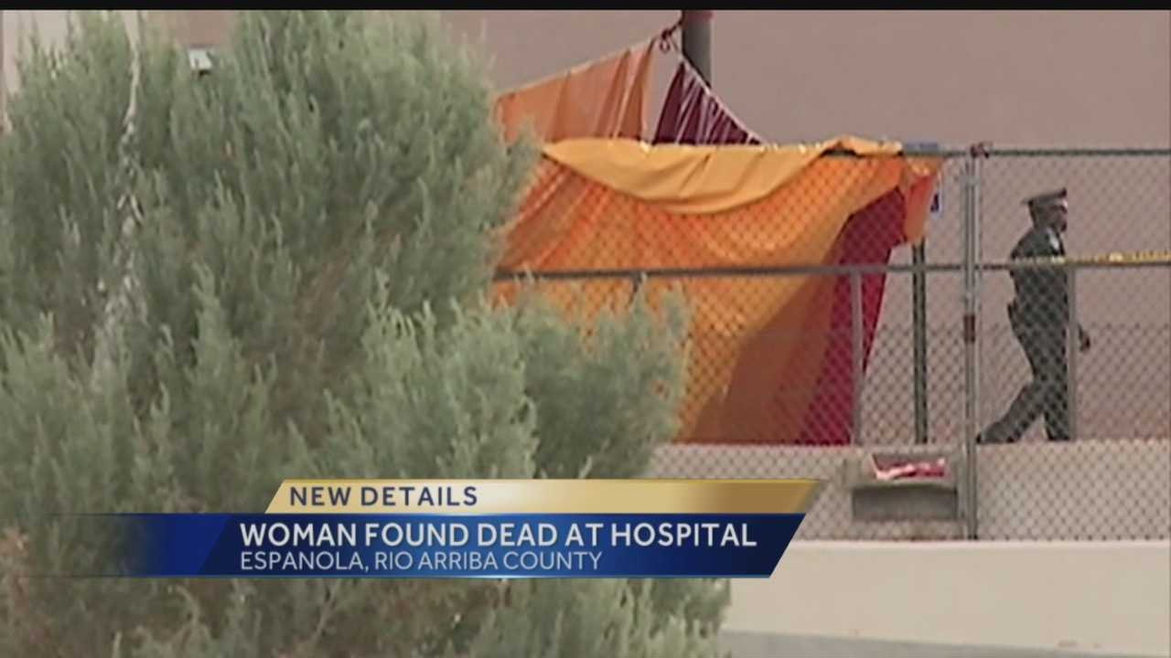 We just learned in the last hour there are two scenes in a death investigation in Espanola.
