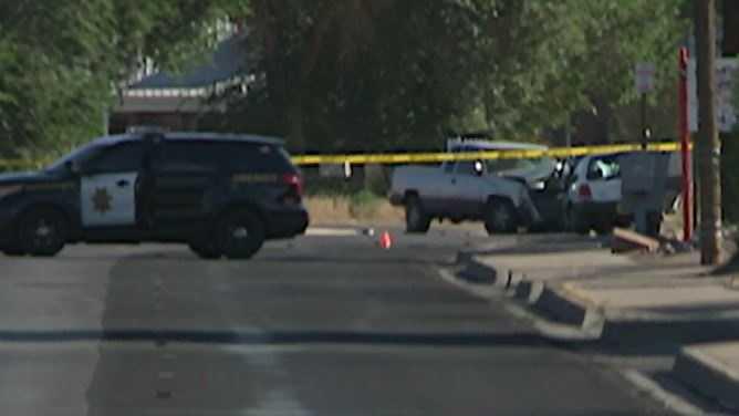 Fatal Crash Albuquerque