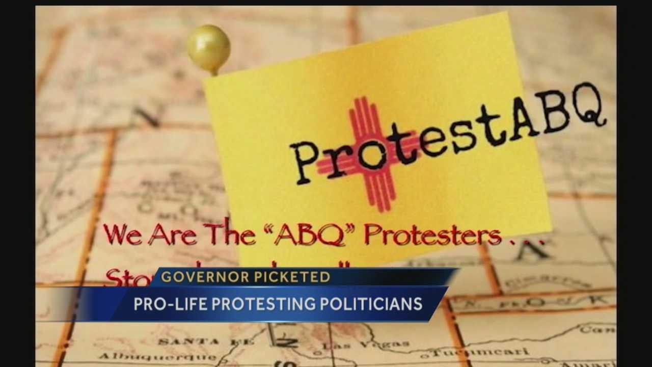 Protest ABQ