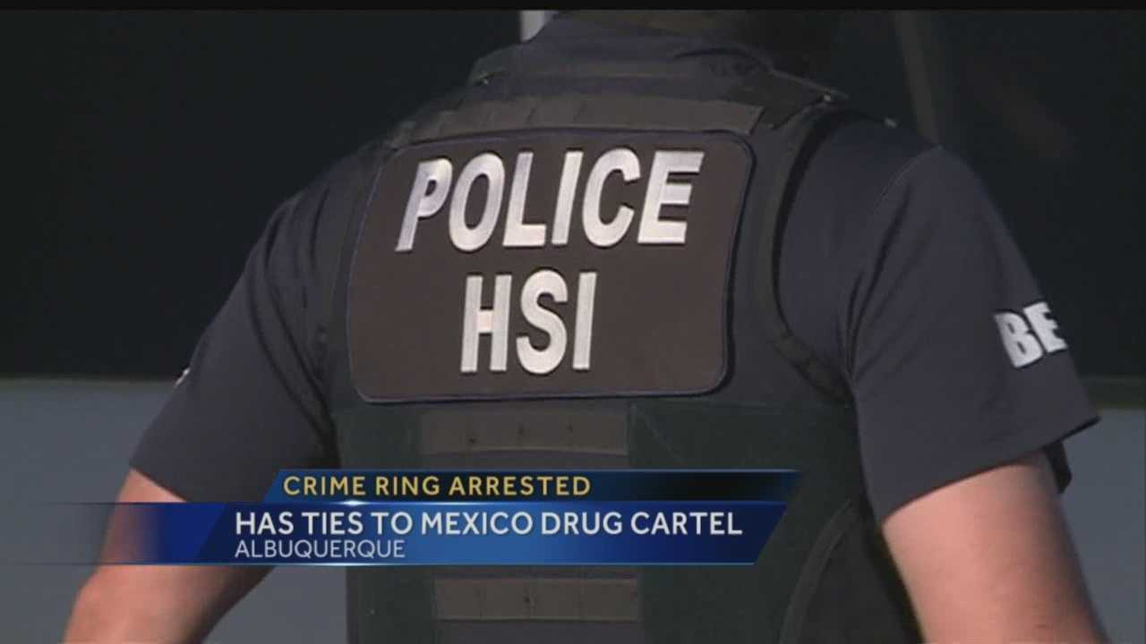 Feds arrested 22 people in Albuquerque Thursday.