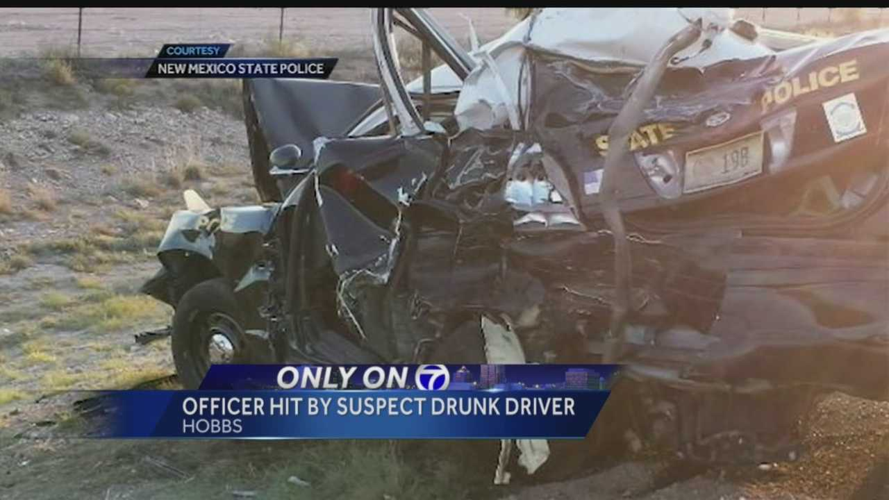 Hobbs Accident Officer Talks