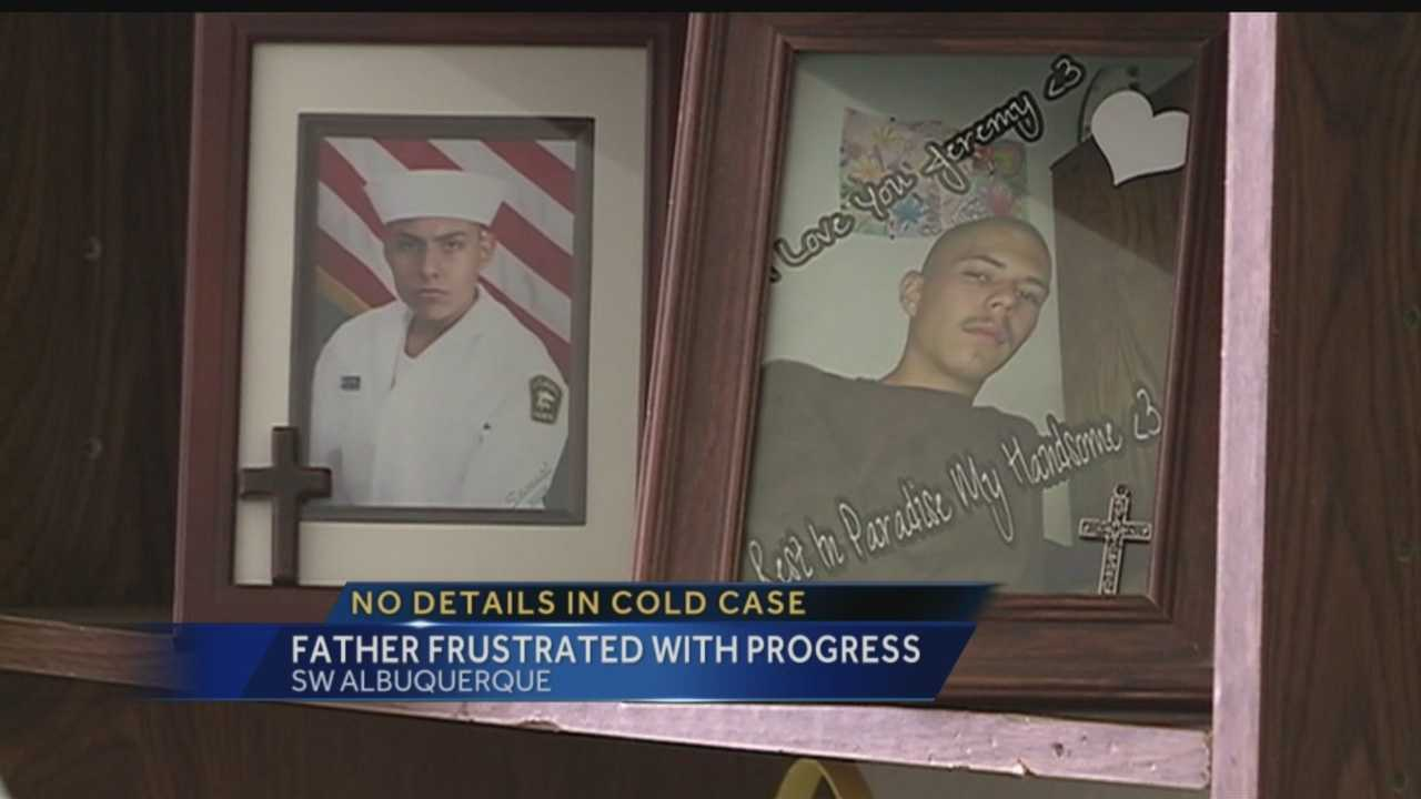 It's a cold case that's kept two families waiting since 2012.