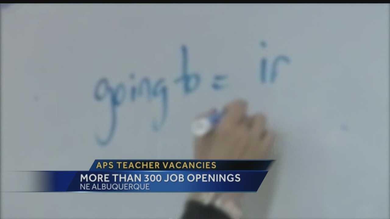 APS deals with teacher vacancies