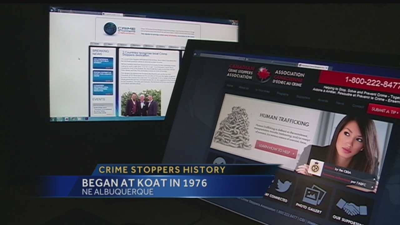 Crimestoppers Origins