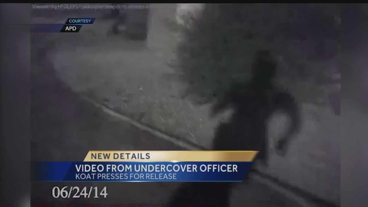 Albuquerque Police share video with the media all the time, but when we recently asked for footage, we were told no.