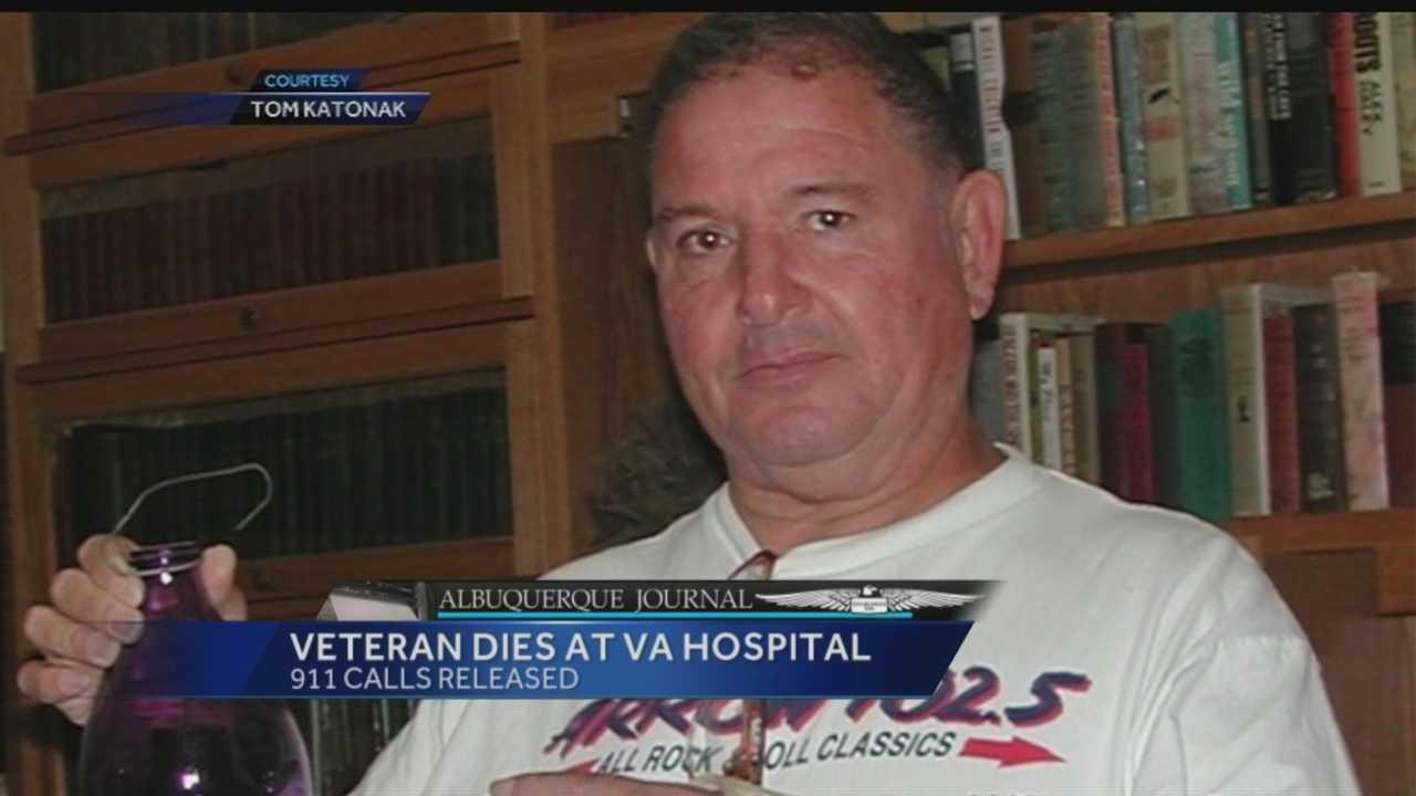 911 calls released surrounding vet's death