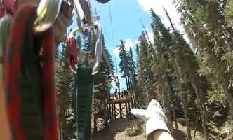 Feeling brave? Click Here to check out our first-person tour of the zipline.