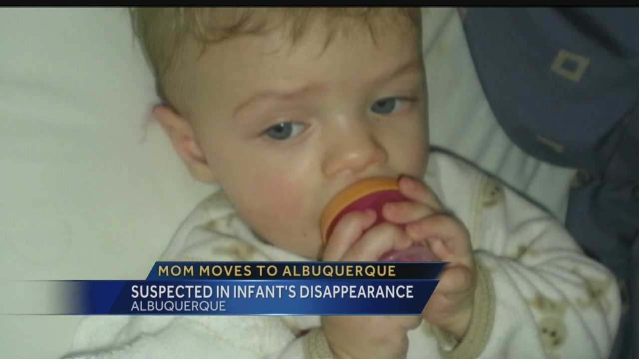 Mom of missing baby Gabriel moves to ABQ