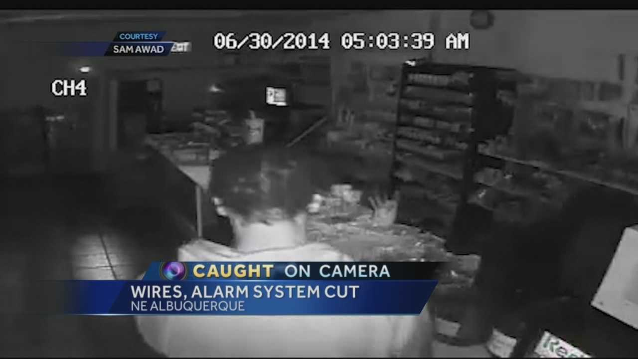 Mini Mart Burglary Folo