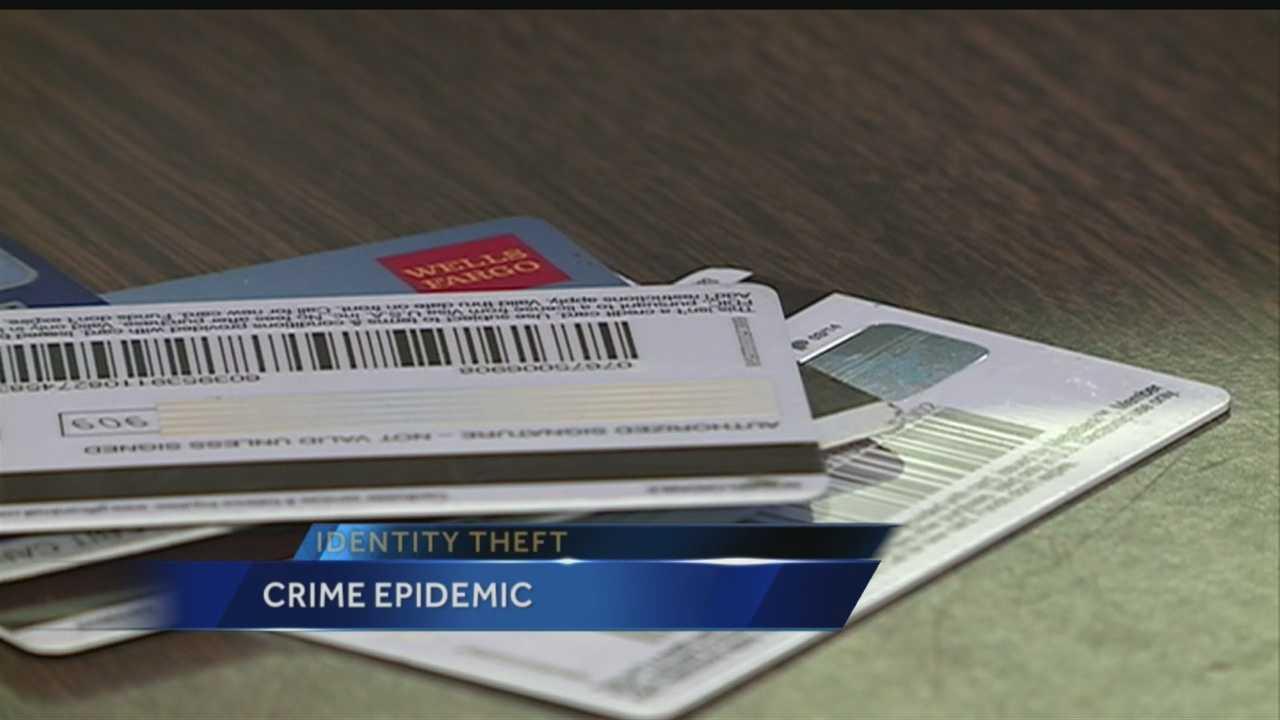 Identity Theft Epidemic