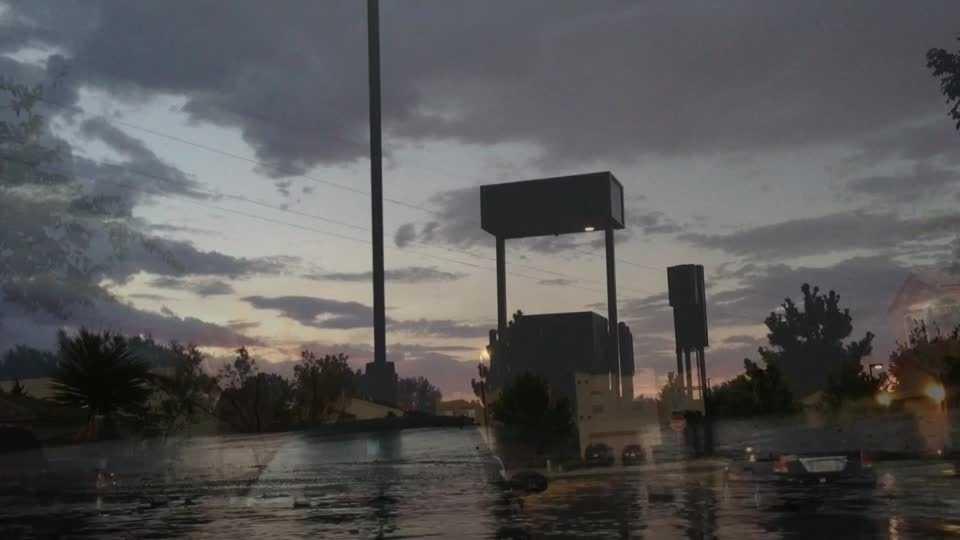 Ventana Ranch Rain