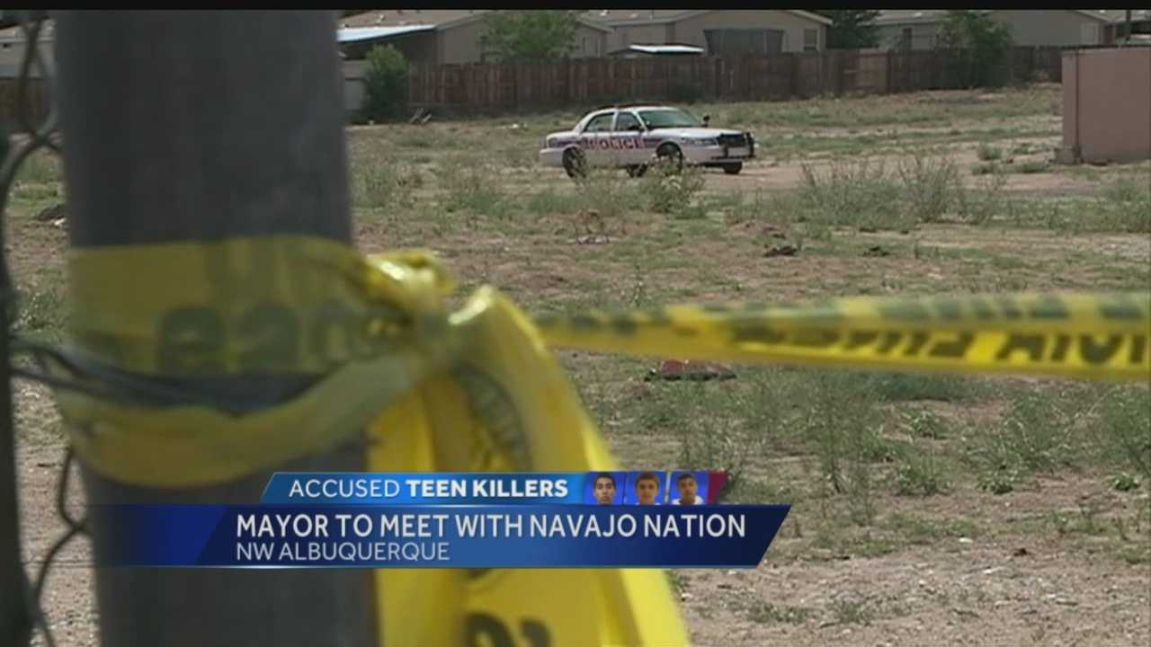 As New Mexico continues to digest recent homeless beatings that left two Navajo men dead, Albuquerque's mayor said he plans to meet with the Navajo Nation Human Rights Commission Thursday.