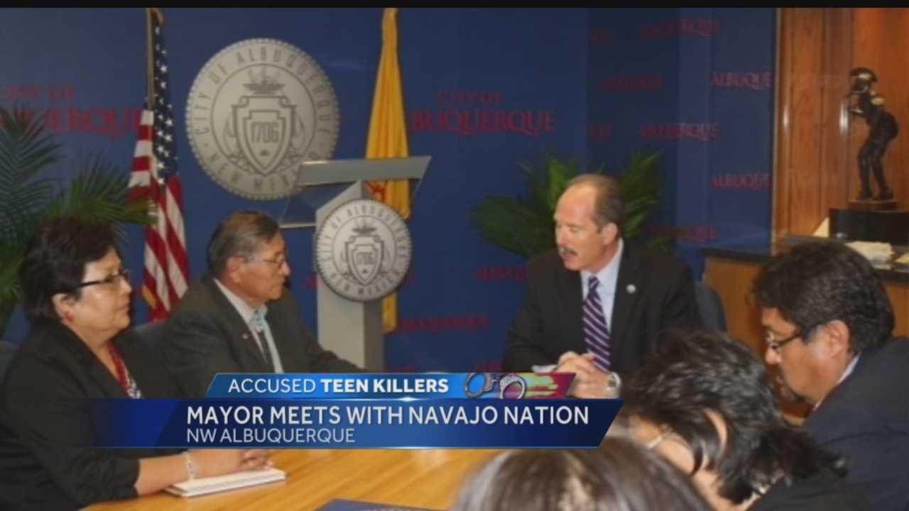 Berry, Navajo Nation seek partnership after homeless deaths