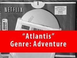 You'll enjoy it if you enjoyed 'Titan AE' or 'The Iron Giant' (thankfully, 'Atlantis' isn't quite as heartbreaking as 'The Iron Giant').