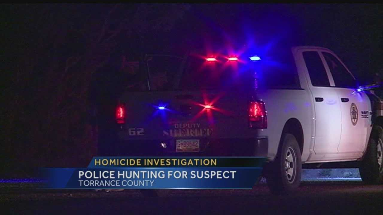 Torrance County Homicide