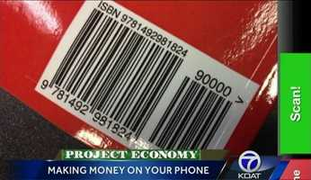 If you want to get rid of some of your old books, download an app called Bookscouter. You scan the book's barcode with your phone and compare the payout of different buyback companies. Most of the buyback companies offer prepaid shipping labels so it doesn't cost you anything to ship the books to them.