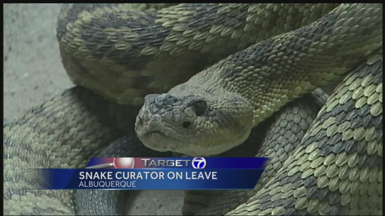 Zoo Snake Handler