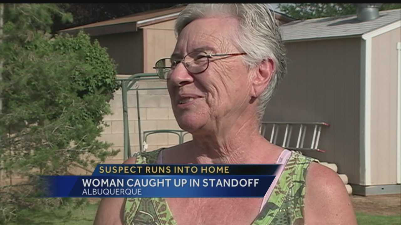68-year-old caught up in hour-long SWAT