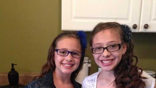 Authorities issue Amber Alert for two missing girls