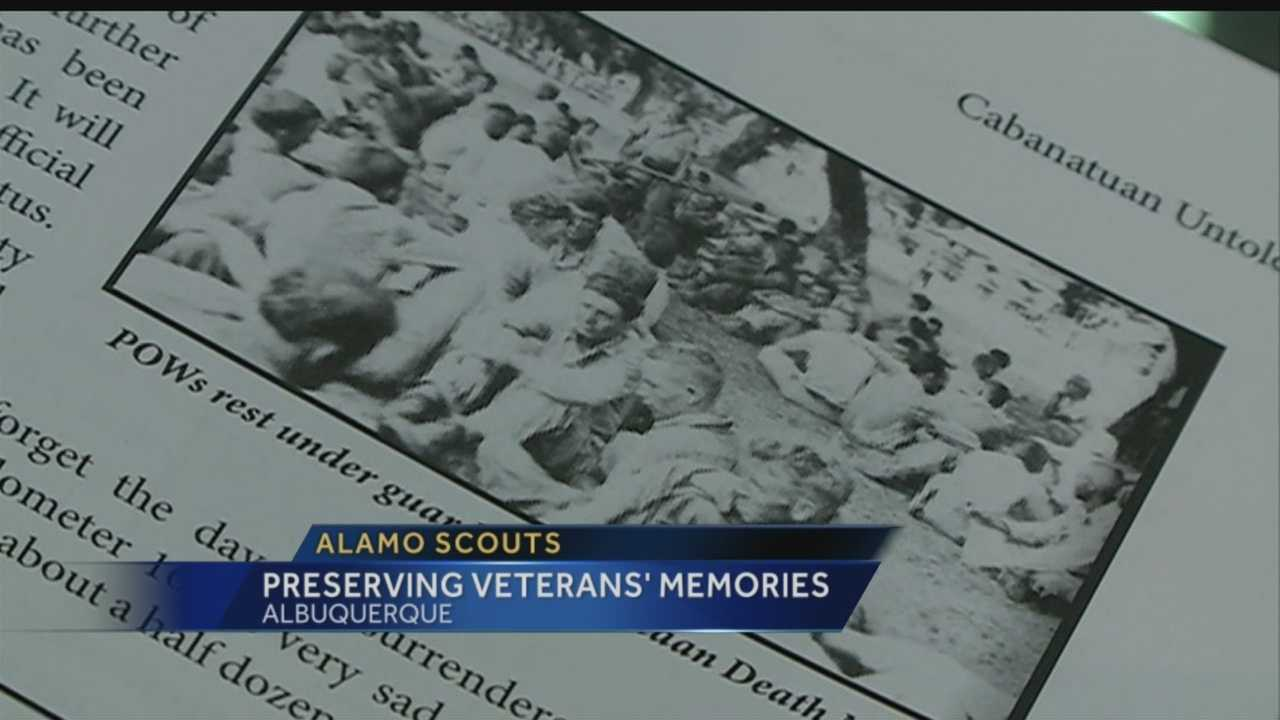 Tonight we tell the story of a special military unit called the Alamo scouts. These men were instrumental in freeing New Mexicans from Philippine prison camps in World War II. Their story was kept secret, until now.