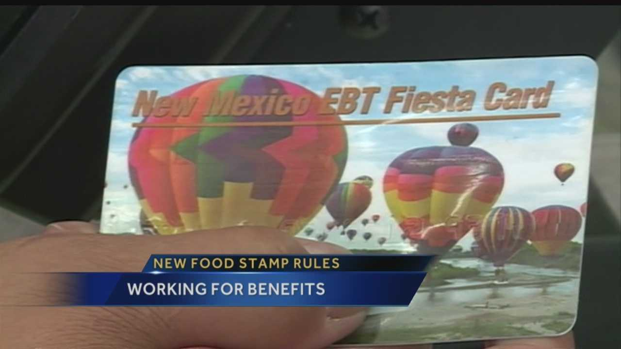 Major changes are coming for New Mexicans who rely on food stamps.