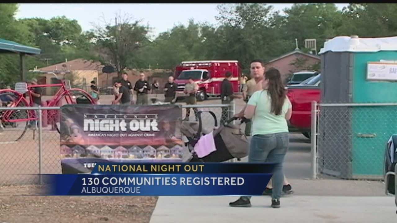 National Night Out APD