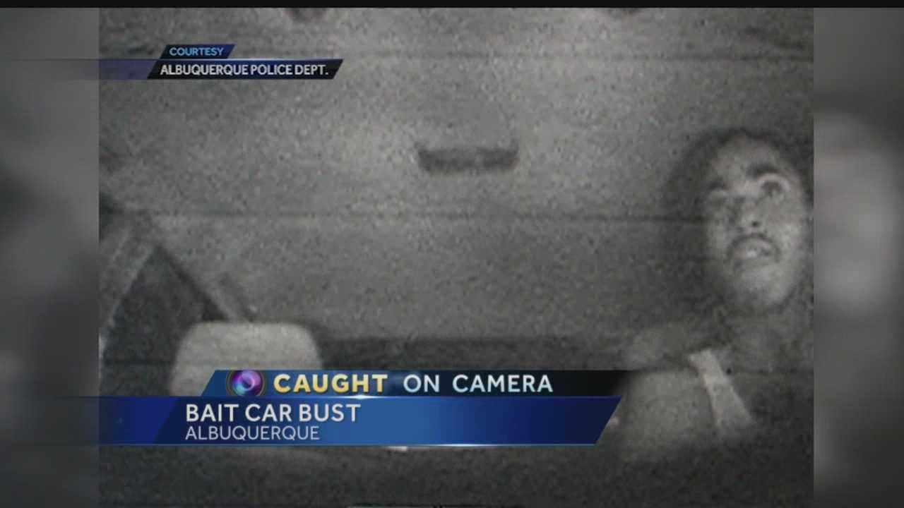 It is no secret that APD places bait cars around the city, enticing thieves to try and steal one.