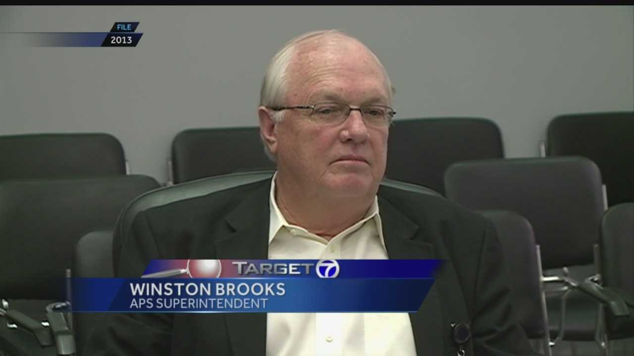 APS board president hires lawyer