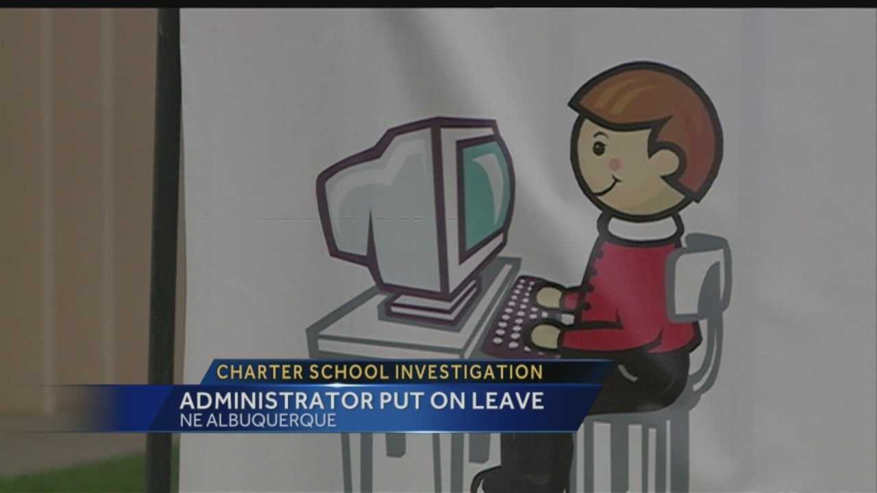 Administrator put on leave