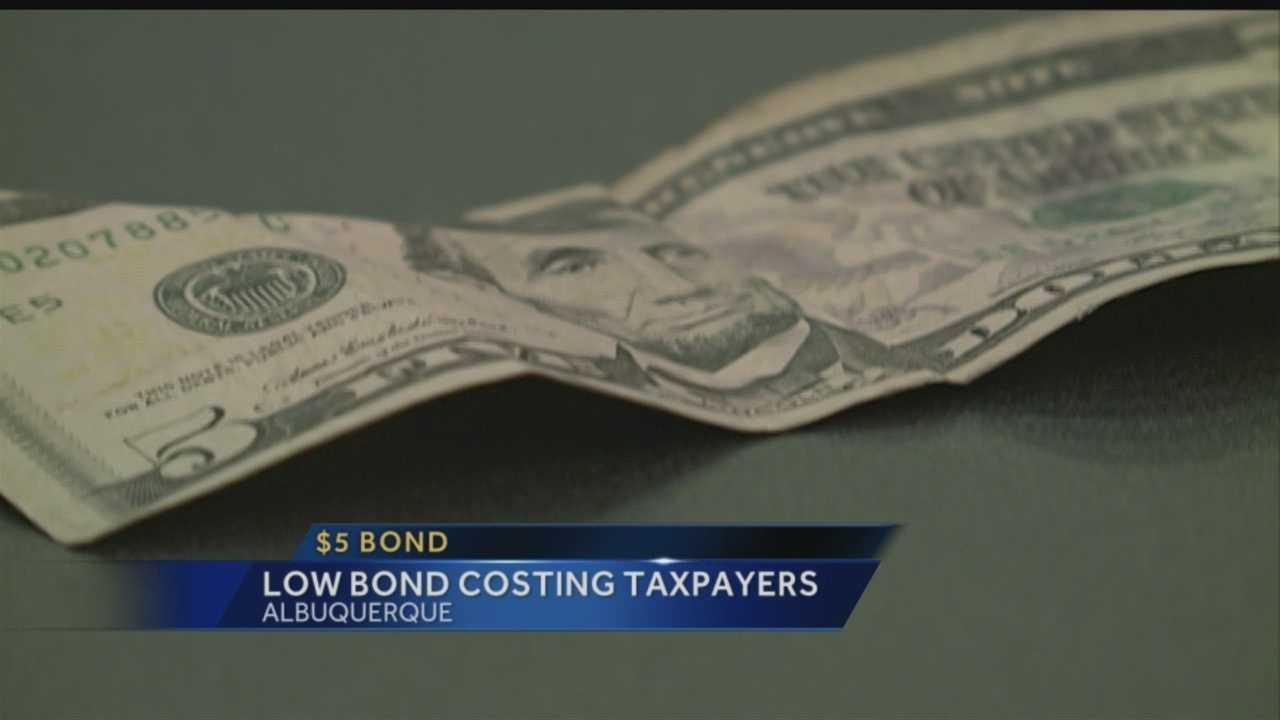 $5 Dollar Bond Costs Taxpayers