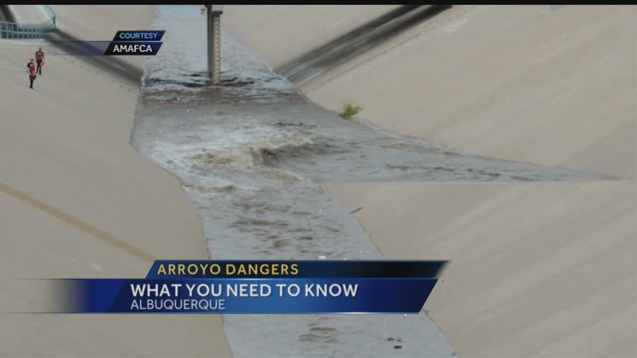 Arroyo dangers: What you need to know