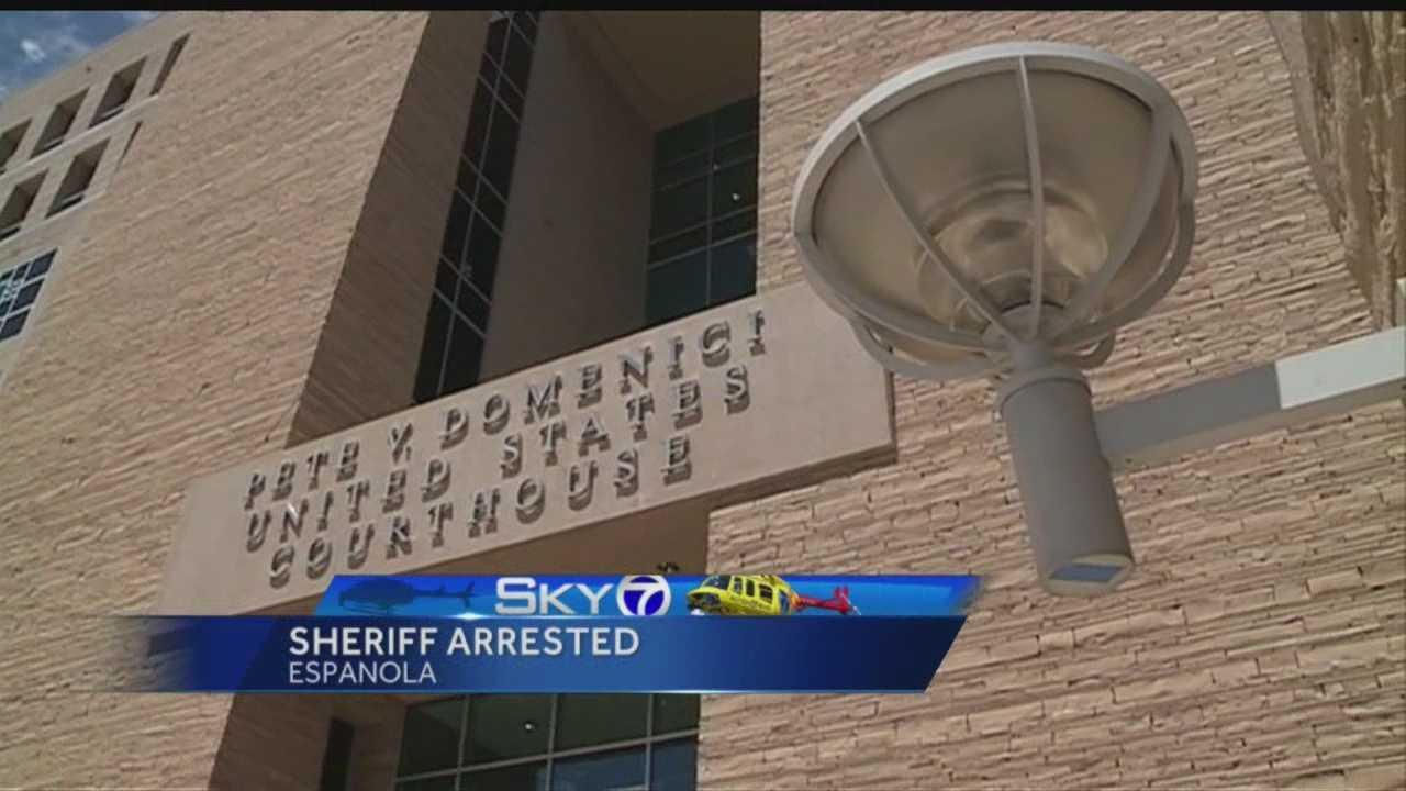 Sheriff arrested: Tommy Rodella faces FBI investigation