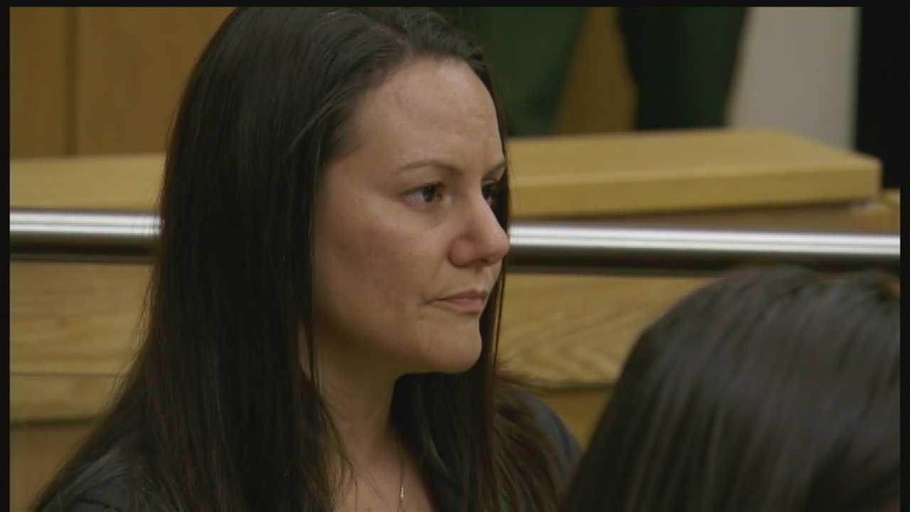 Widow back in court in bizarre death case