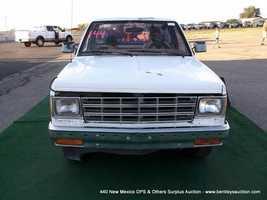 1982 Chevy S-10 pickup truck