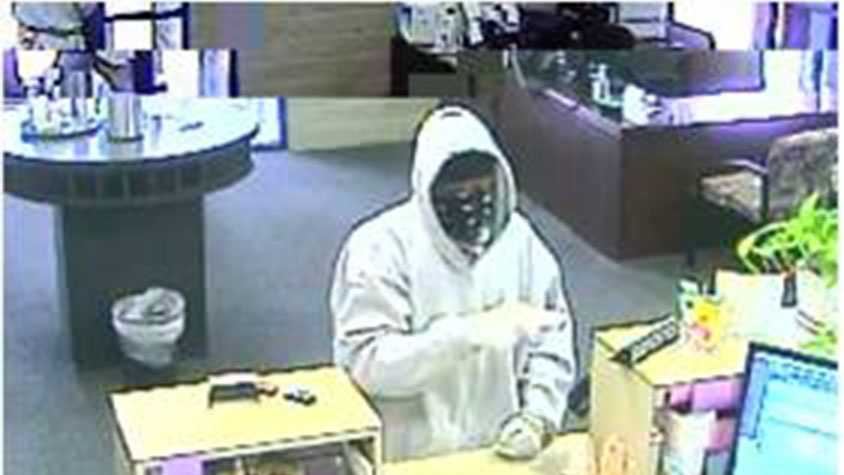 Compass Bank Robbery
