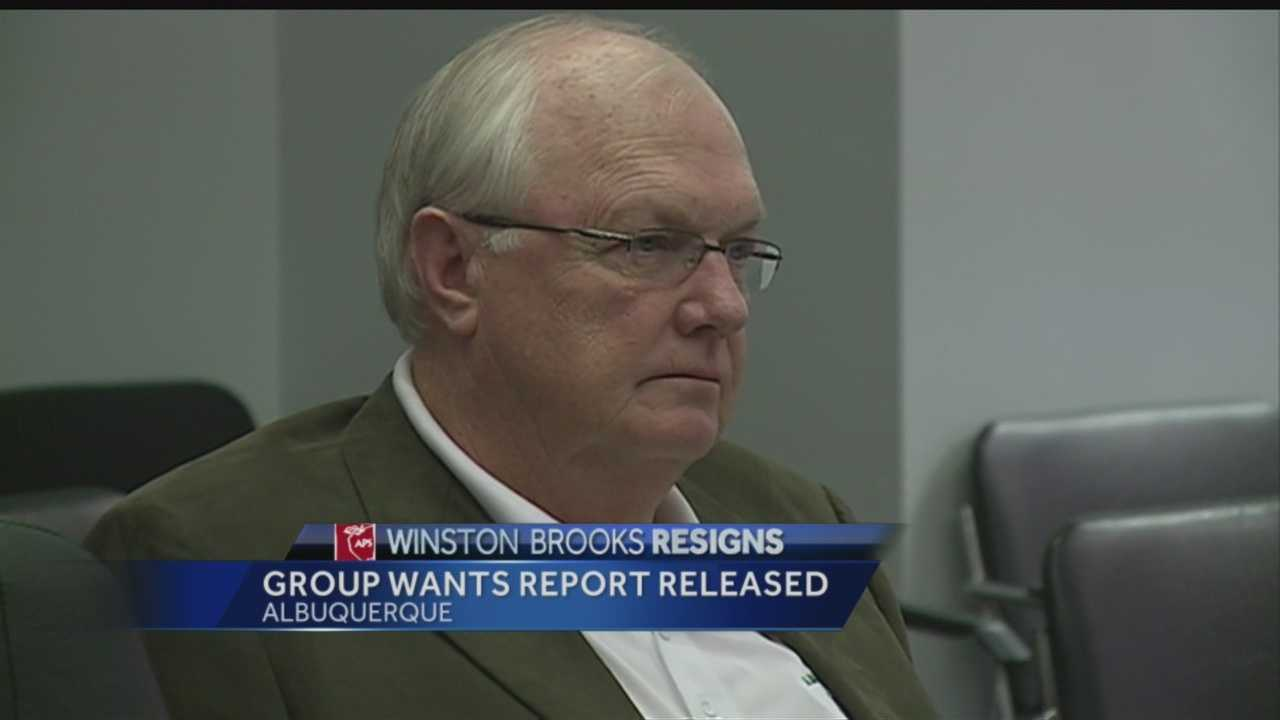 Group wants report released