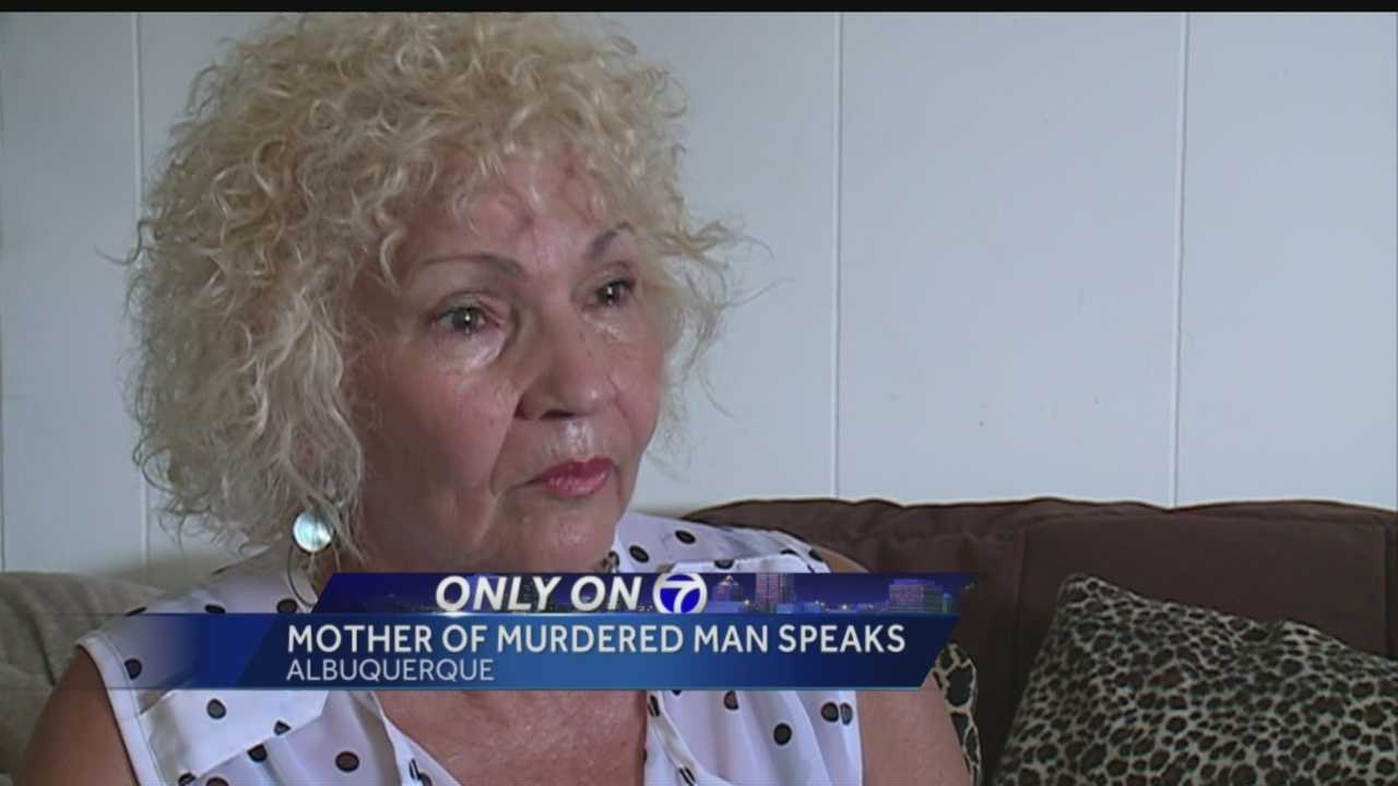 Taylor Ranch manhunt: Mother of murdered man speaks